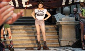 Vivienne Westwood kolekcijos pristatymas