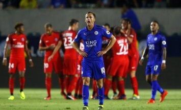 Leicester City ir Paris St. Germain rungtynės