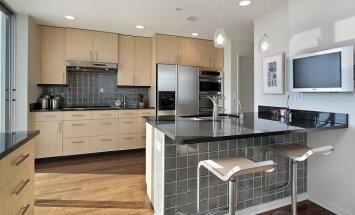 Virtuvės sala – patogu ir praktiška