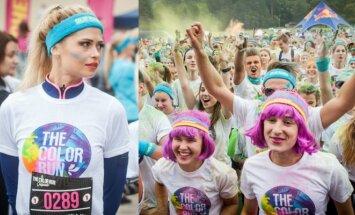 Bėgimas The Color Run
