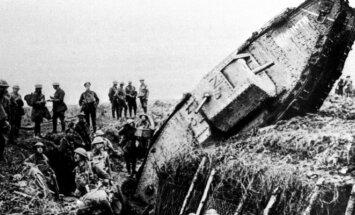 Pirmojo pasaulinio karo tankas