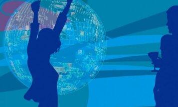 Diskoteka, šokiai, naktinis klubas, vakarėlis