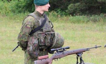 Lietuvos ir JAV karinės pratybos Klaipėdos rajone