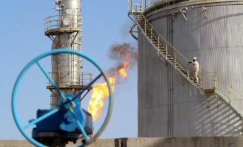 IEA: naftos kainų atsigavimas bus trumpalaikis