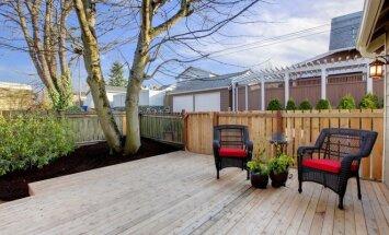 Pasidaryk pats: kaip įsirengti kokybišką terasą