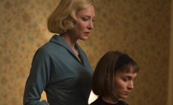 Cate Blanchett filme Carol