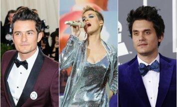 Orlando Bloom, Katy Perry, John Mayer