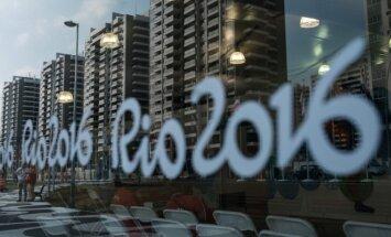 Rio olimpinis kaimelis