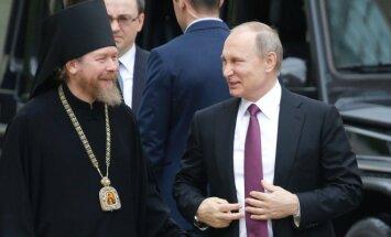 Rusijos Ortodoksų Bažnyčia – Dievo ar V. Putino tarnai?