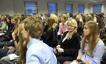 Lithuania's students studying in the UK