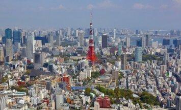 Japonijos sostinė Tokijas – tarsi feniksas iš pelenų