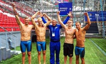 Lietuvos vyrų plaukimo rinktinė
