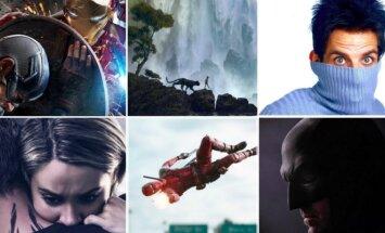 Laukiamiausi 2016 metų filmai