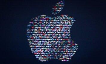 Apple (Asociatyvi nuotr.)
