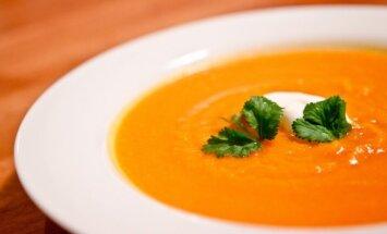 Savaitgalio pietums – šefo gaminama sriuba iš paprastų produktų