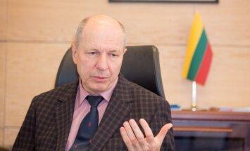 Nacionalinio vėžio instituto vadovas prof. Feliksas Jankevičius