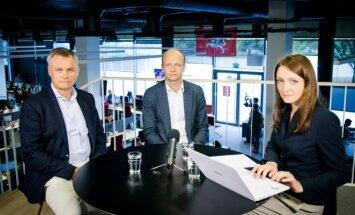 N. Mačiulis: lūžis Lietuvos ekonomikoje įvyks kitos krizės metu