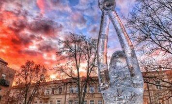 Kviečiame dalyvauti ledo skulptūrų konkurse!