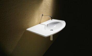 Šiuolaikinis vonios kambarys pagal italus