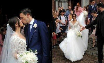 Matteo Darmiano ir Francescos Cormanni vestuvės
