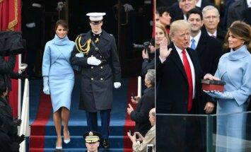 M. Trump inauguracijos įvaizdį įkvėpė J. Kennedy stilius