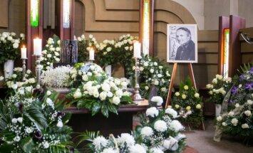 Vytauto Nasvyčio laidotuvės