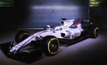 F-1 Williams naujas automobilis / Foto: williamsf1.com