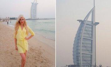 I. Stumbrienė Dubajuje