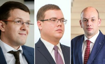 M. Skarupskas, J. Pagojus, D. Skusevičius