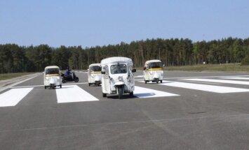 Neringoje - naujos taksi paslaugos