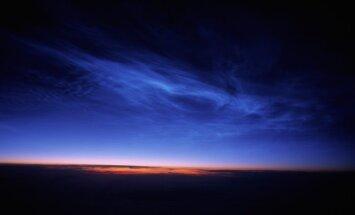 Sidabriškieji debesys