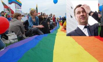 Homoseksualų triumfas teisme: eitynės vyks Gedimino prospekte