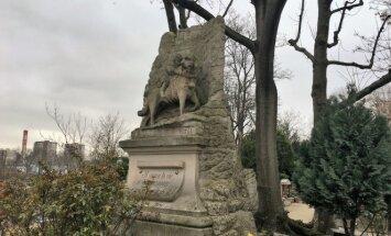 Gyvūnų kapinės Paryžiuje