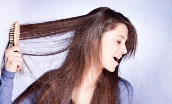 Patarimai plaukų priežiūrai
