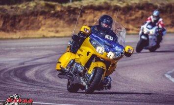 Į Kačerginę grįžta nemokamos pamokos motociklų mėgėjams