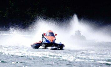 Vandens formulių F2 varžybos