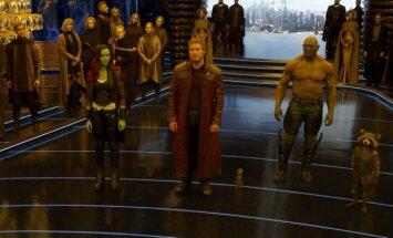 Kadras iš filmo Galaktikos sergėtojai. II dalis