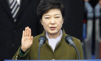 Park Geun-Hye (Pak Genhjė)