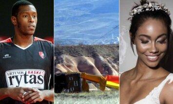 Juanas Palaciosas, Madeleine Lopez Camelo, incidentas Turkijoje (AP-Scanpix, DELFI, Instagram nuotr.)