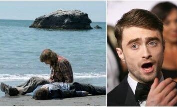 Danielis Radcliffe'as filme Swiss Army Man