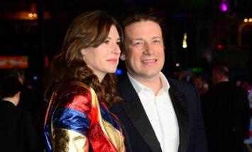 Jamie Oliver ir Jools Oliver