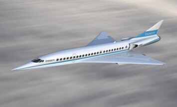 Boom Passenger Jet
