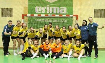 Lietuvos 16 (U-16) merginų rankinio rinktinė