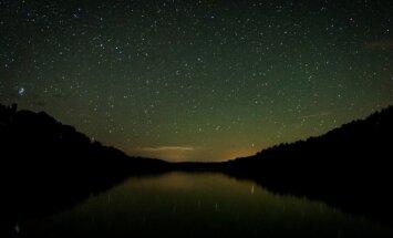 Žvaigždėtas dangus