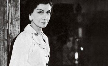 Boriso Lipnickio 1937 metų Coco Chanel nuotrauka. © Roger-Viollet