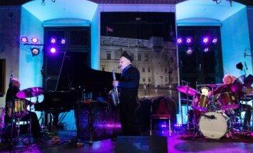 Koncertas Valdovų rūmuose (Daivos Klovienės nuotrauka)