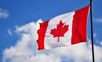 Kanada, Kanados vėliava