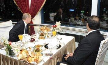 Vladimiras Putinas, Abdel Fattah al-Sisi