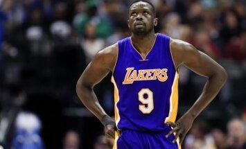 """""""Lakers"""" pralaimėjimas - beviltiškiausias per 70 metų"""