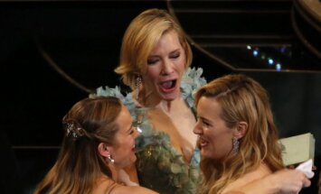 Kate Winslet sveikina kolegės